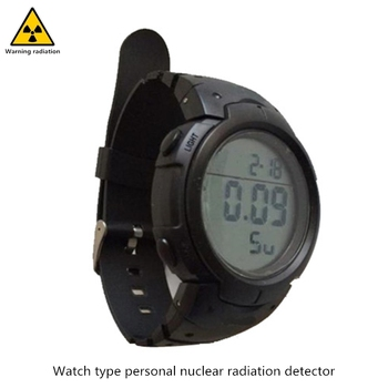 Recommend Watch Style Nuclear Radiation Dosimeter Interventional Surgery Applicable Wrist Gamma Ray X-ray Radiation Detector