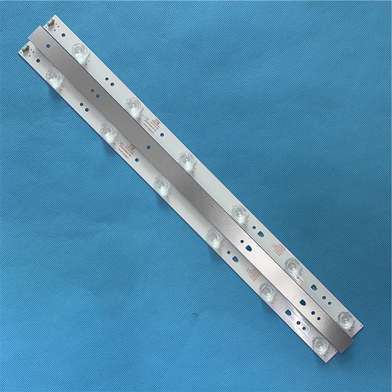 LED Backlight Strip 6 Lamp For Haier 50