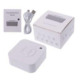 Белый шум машина USB перезаряжаемая таймированная выключение сна звуковая машина для сна и релаксации для ребенка взрослого офиса путешеств...