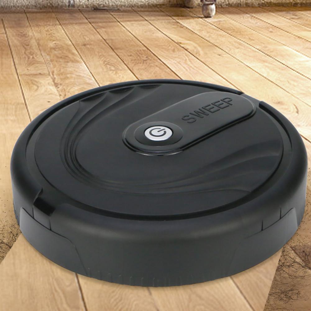 Умный Автоматический робот для уборки дома, пылеочиститель для пола без всасывания, специально разработан для домашней уборки