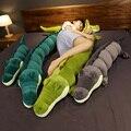Мультяшная имитация крокодила, плюшевая игрушка, мягкая имитация животных, кукла, детские игрушки, декор для комнаты, дивана, мягкая плюшева...