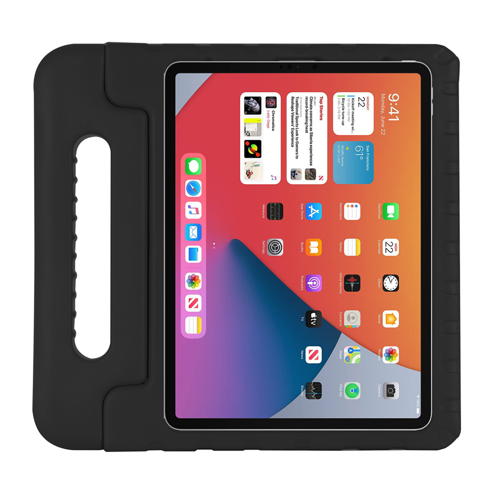 Black Other For iPad Air 4 10 9 Inch 2020 Tablet Case Children Shockproof Stand Protective Cover for