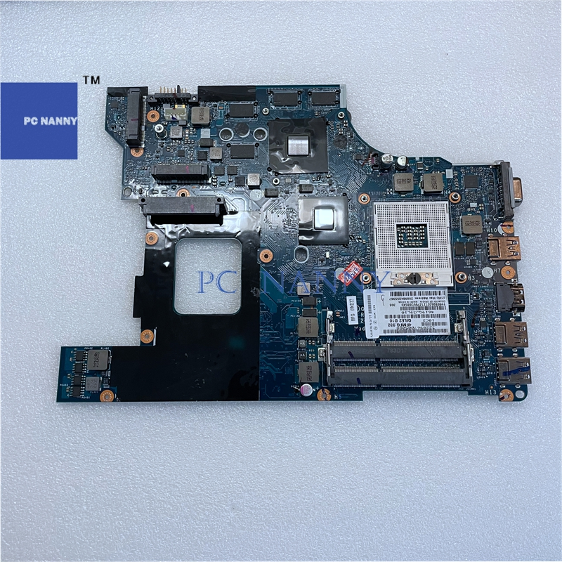 04Y1216 S989 LA-8133P ноутбук PC материнская плата для ноутбука DDR3 для Lenovo ThinkPad Edge E530 основная плата