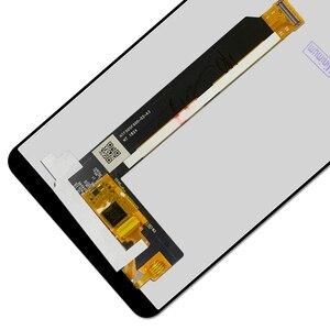 "Image 4 - Nokia 6 2018 / 6.1 TA 1043 TA 1045 5.5 ""LCD 디스플레이 터치 스크린 디지타이저 어셈블리 교체 LCD + 선물"