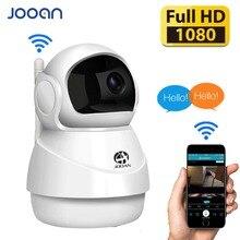JOOAN kablosuz IP kamera 1080P HD akıllı WiFi ev güvenlik kızılötesi gece görüş Video CCTV güvenlik kamerası bebek izleme monitörü