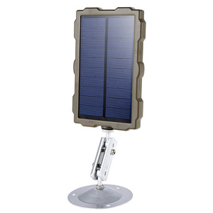 Image 4 - FULL Outdoor Hunting Camera Battery Solar Panel Power Charger External Panel Power for Wild Camera Photo Traps H801 H885 H9 H3 H