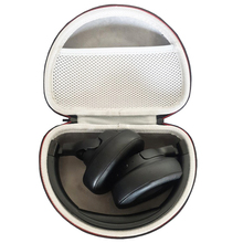 2020 Newest Hard EVA Travel Case for JBL TUNE 750BTNC Wireless Noise Canceling Extra Bass Headphones cheap Black 152g Portable Fashion Light and Great Protective Cover Waterproof Heavy Duty Protection Anti-knock mussels CN(Origin)