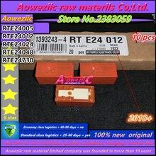 Aoweziic 2018 + 100% nowy oryginalny RTE24005 RTE24012 RTE24024 RTE24048 RTE24730 DIP 8 przekaźnik mocy