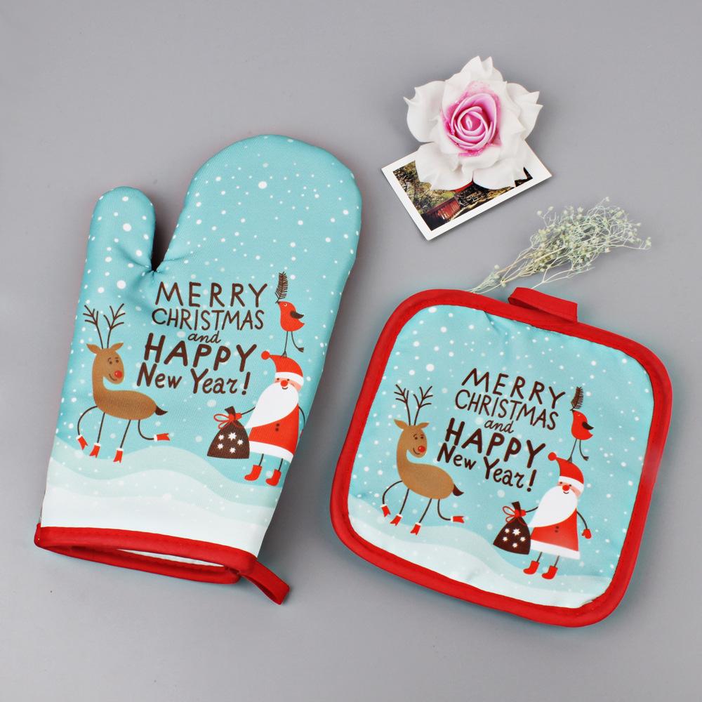 2pcs/set Merry Christmas Decorations for Home Christmas 2019 Ornaments Garland New Year 2020 Noel Santa Claus Gift Xmas Snowman 20