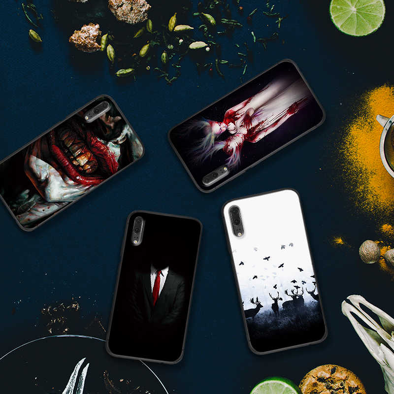 for Huawei P10 P20 2019 P8 P9 Mini P30 LITE  for Huawei P Smart Z 2018 P20 Pro Cover heavy metal case