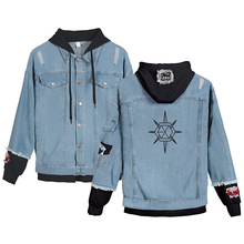 EXO PLANET #5 – EXplOration Denim Jacket (4 Models)