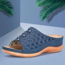 Women PU Leather Shoes Comfy Platform Flat Sole Ladies Casual Soft Big Toe Foot