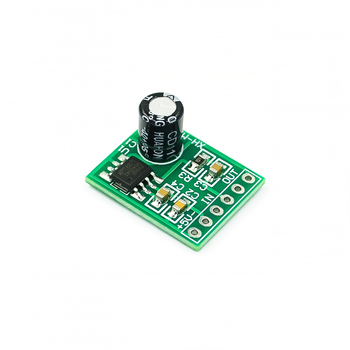 Mini XH-M125 XPT8871 Mono Stereo Lithium Battery Power Amplifier Module Board Audio Output Input 6W Sing Machine Module 3V 5V 5W image
