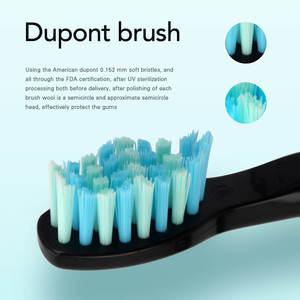 Image 2 - AZDENT AZ 9Pro Ultrasonic Electric Toothbrush 5 Modes USB Rechargeable Teeth Brush Deep Cleaning Teeth Whitening Brush Adult Kid