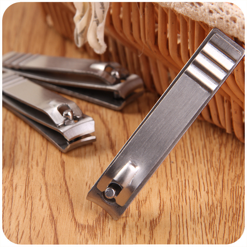 E443 Large Nail Clippers Cut Manicure Nail Scissors 2 Yuan Shop Stall Hot Selling Supply Of Goods Daily Use The Department Store