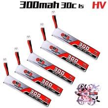 GAONENG GNB 1S 300 мАч 3,8 в 30C/60C LiHV Lipo батарея PH2.0 разъем для UK65 US65 Happymodel Mobula7Snapper BetaFPV 65S Дрон