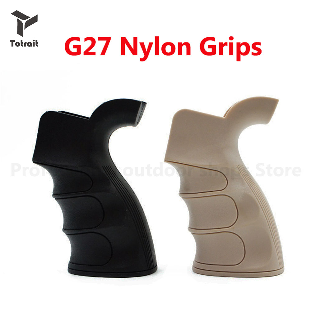Tactical Polymer Pistol Grip QD Vertical Grip Folding Bipod Grip Handle Foregrip For Hunting Airsoft M4 M16 AR15 Rifle Accessory