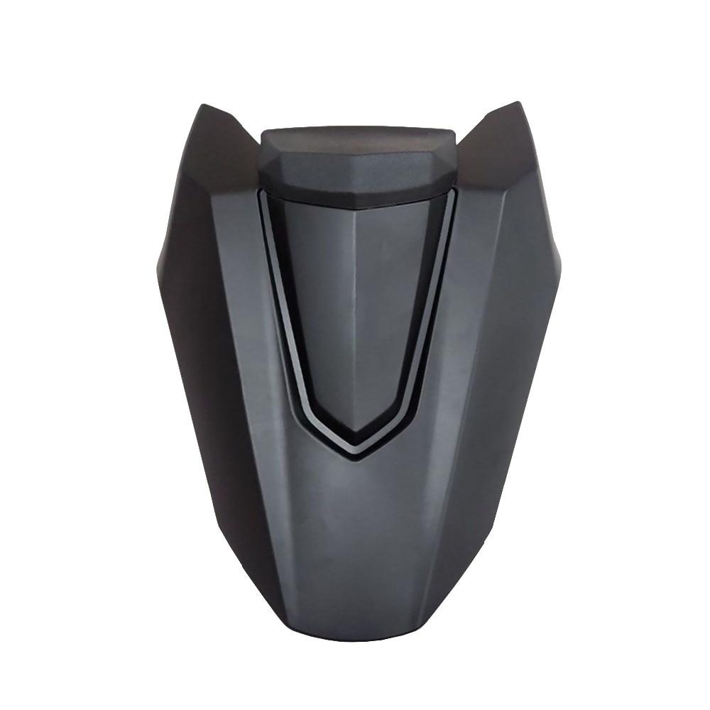 Teng culte moto accessoires couverture de siège arrière avec tampon en caoutchouc pour Honda CB650R 2019 CBR650R cb650r CB 650R CBR 650R arrière t - 4