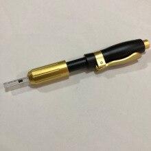 0.3ML חומצה היאלורונית עט מרסס היאלורונית הזרקת אקדח הסרת קמטים אנטי הזדקנות הרמת שפתיים גבוהה לחץ מזרק מחט