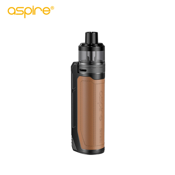 Aspire Vape BP80 – Kit de Cigarette électronique avec Pod Mod, système Ecig, batterie intégrée 2500mAh, puissance réglable 80W