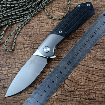 TWOSUN Folding Knives Tactical Outdoor Hunting   EDC Tools