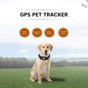 Siliconen Dog Pets Smart GPS Tracker Anti-lost Pet Location Tracking Dog Cat Collars Pet Products Chihuahua Puppy Outdoor
