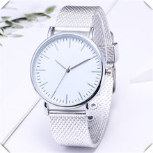 2019 new Men Watch Quartz Casual Watches Simple Metal Quartz stainless steel for kello iosis F-450 Verve Mad Evos Stealth Start(China)