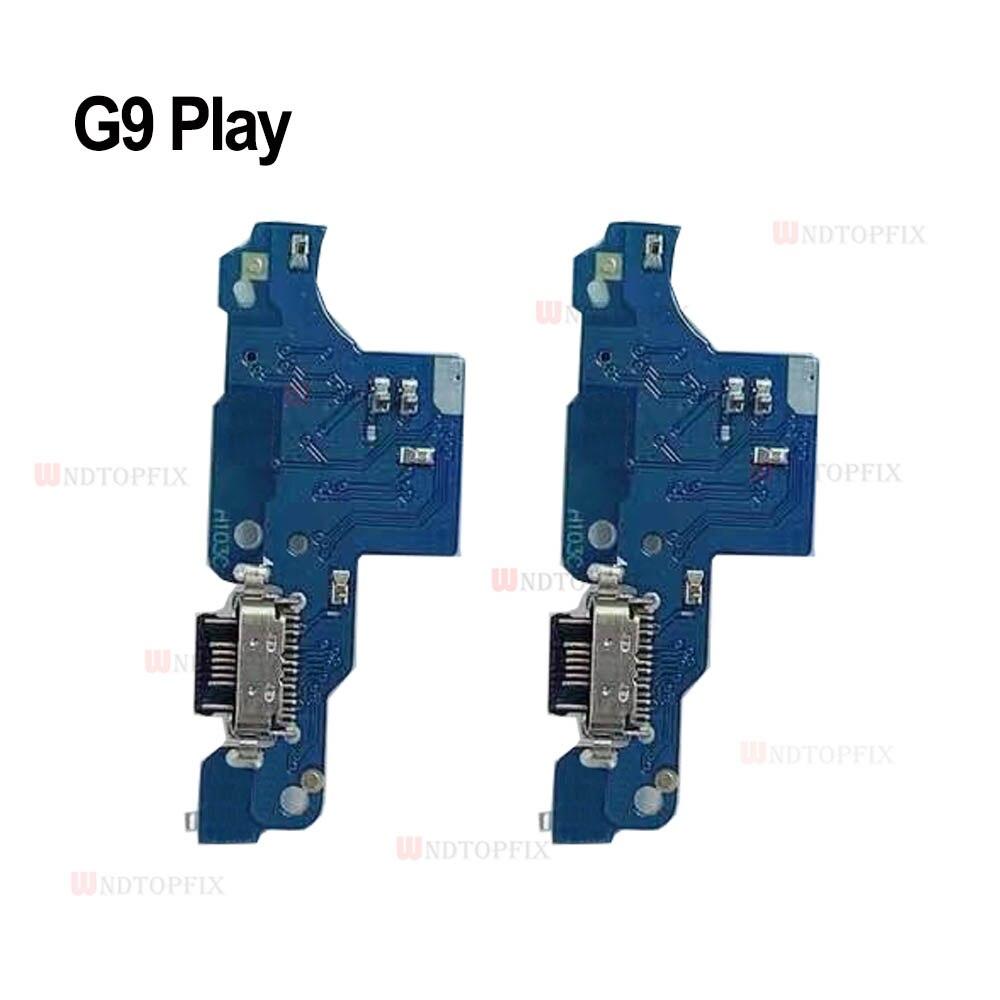 Moto G9 Plus/Moto G9 PlayUSB charging port