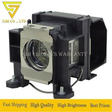 цены NEW ELPLP48/V13H010L48 Projector Lamp with Housing for Epson EB 1700 Powerlite 1735W EB 1720 EB 1723 EB 1725 EB 1730W EB 1735W