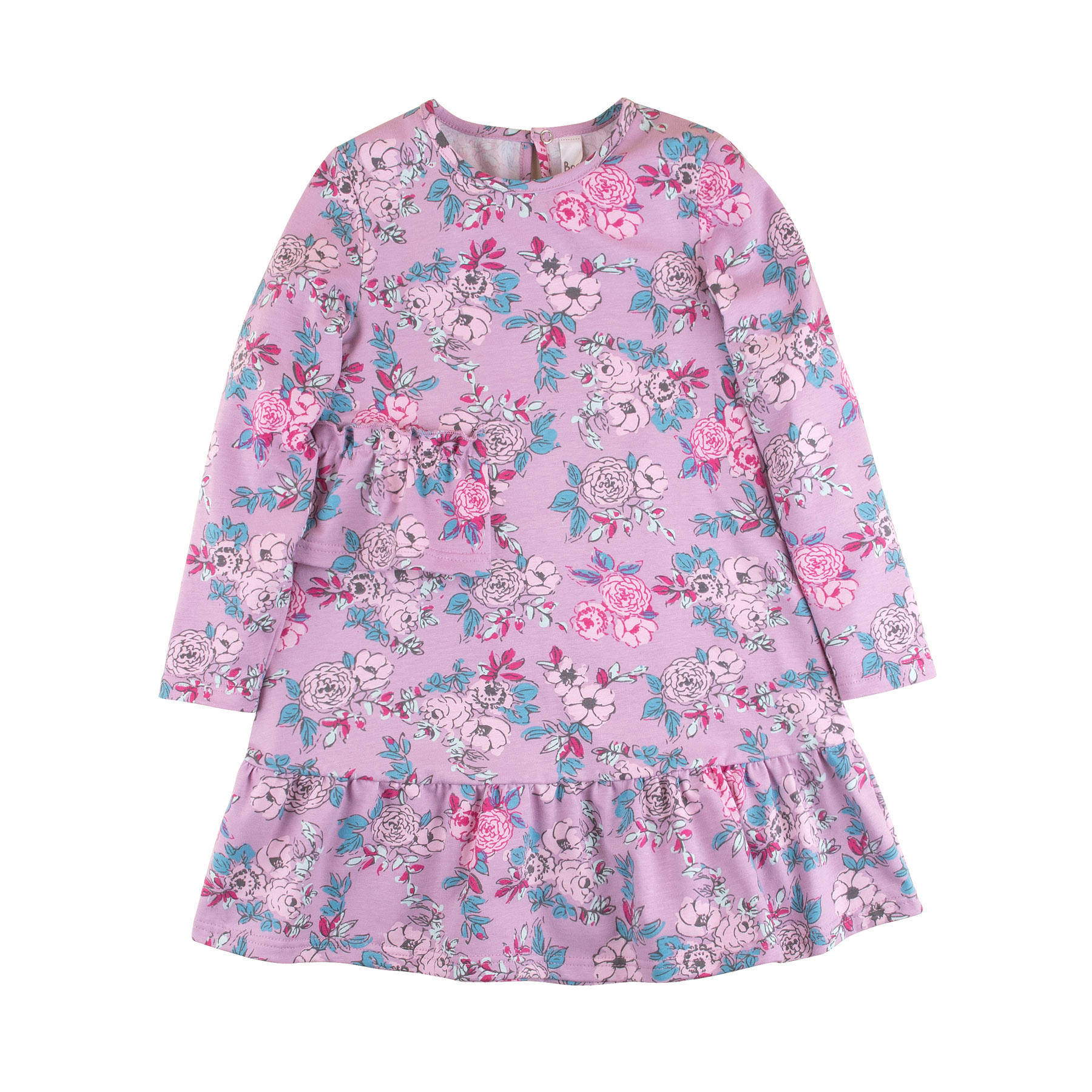 Dresses BOSSA NOVA 149M-187 Maya baby dress for a girl tunic clothes clothing Cotton