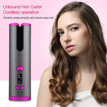 Unbound Automatic Hair Curler