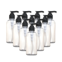 20pcs 100ml bottle pet liquid shampoo clear makeup container lotion multifunctional travel bottle empty cosmetic containers Empty Squeezed Foaming Pump Soap Foam Bottle Cosmetic Containers Dispenser PET Liquid Travel Bottle