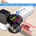 18650 Емкость батареи тестер Электронная нагрузка монитор Индикатор разрядки заряда измерительный прибор usb DC QC PD источника питания для прове...