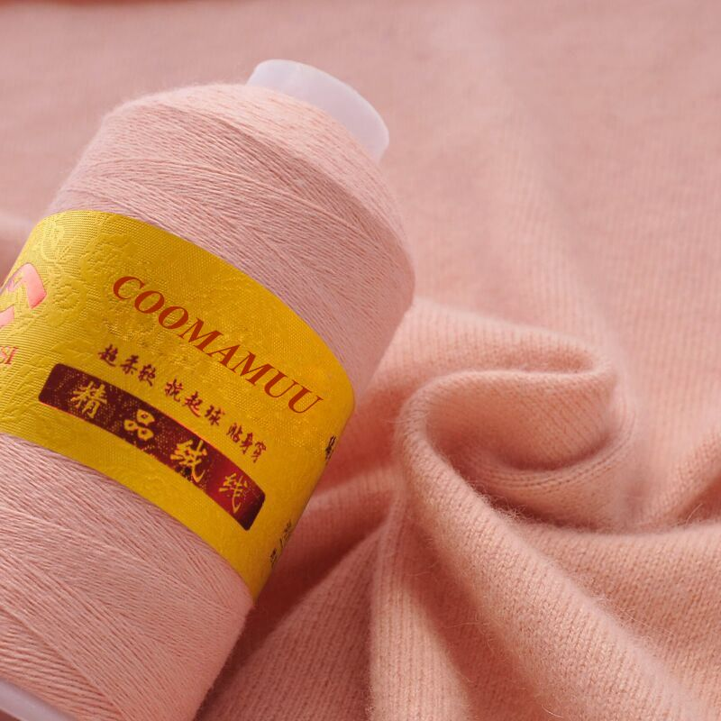 100 G/Lot Best Quality 100% Mongolian Cashmere Yarn For Hand Knitting Cardigan Comfortable Fine Wool Thread For Weaving Sweater