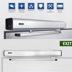 Автоматическая система открывания дверей Nordson, оригинальный металлический ключ для распашных дверей, Встроенный пульт управления, беспров...