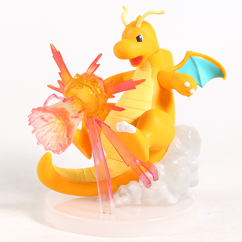 Anime Cartoon Monster Dragonite Kairyu PVC Figure Collectible Model Toy