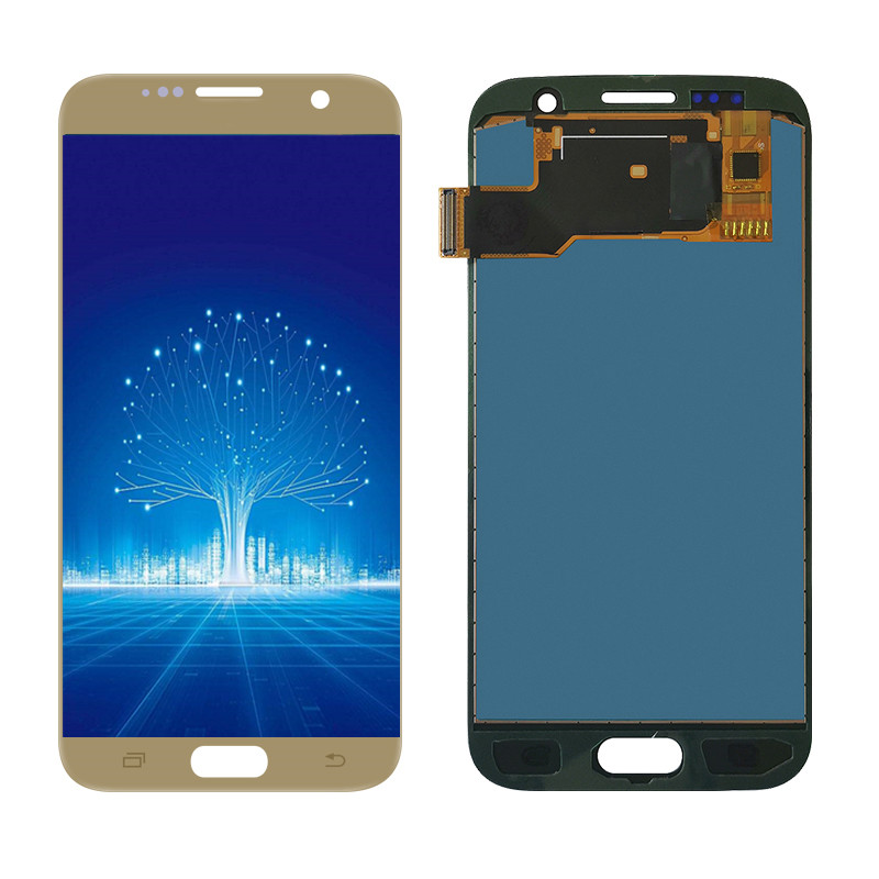 LCD For Samsung <font><b>S7</b></font> 5.1 inch LCD <font><b>Display</b></font> with Screen Touch Digitizer Assembly Part For <font><b>Galaxy</b></font> G930 G930A <font><b>G930F</b></font> G9300 SM-<font><b>G930F</b></font> lcd image