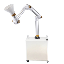 Стоматологический внешний прибор для всасывания полости рта, внешний прибор для всасывания аэрозоля, 4 слоя + UVC