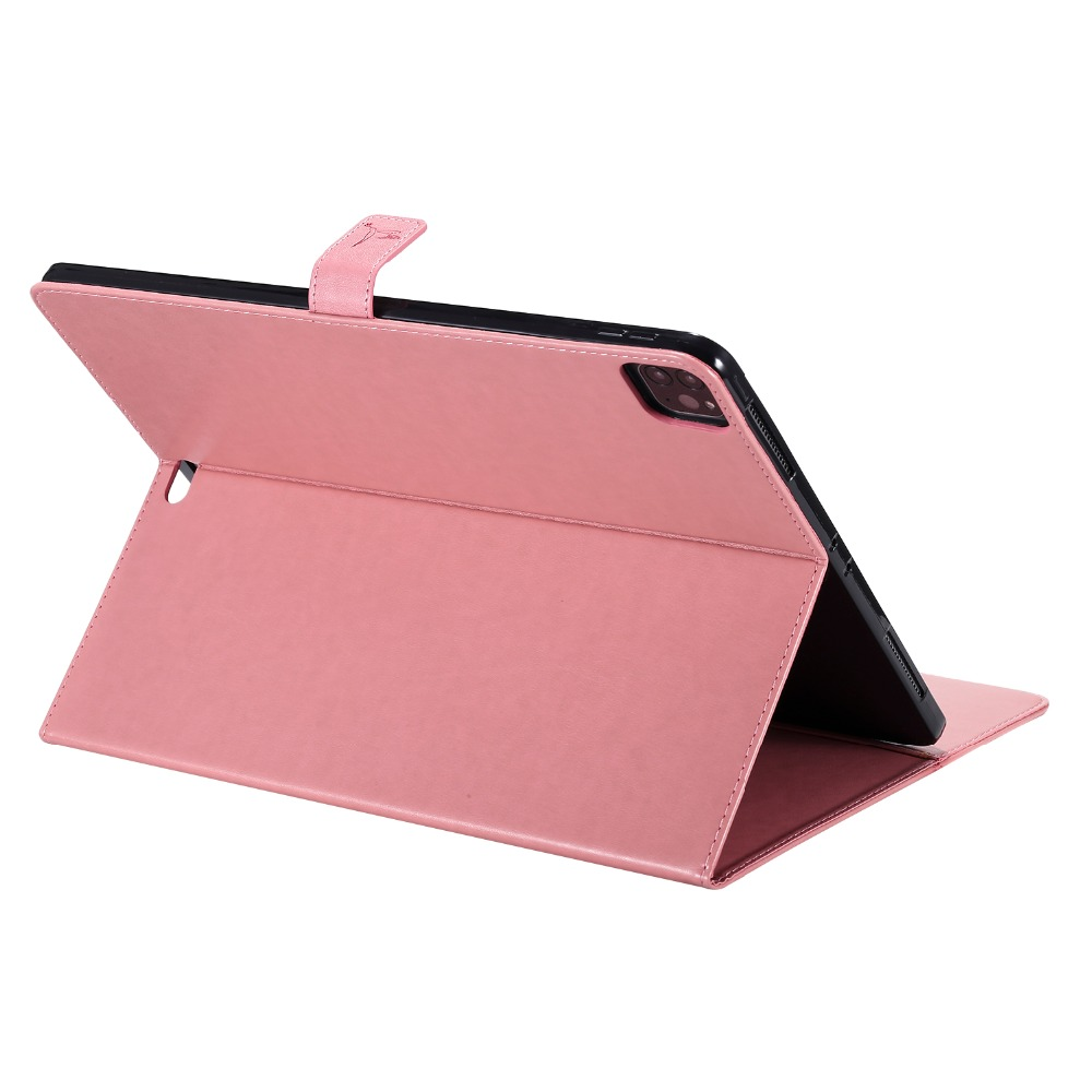 Leather Gen Cover Stand Case Funda 2020 Protective For 4th Shell Folio 12.9