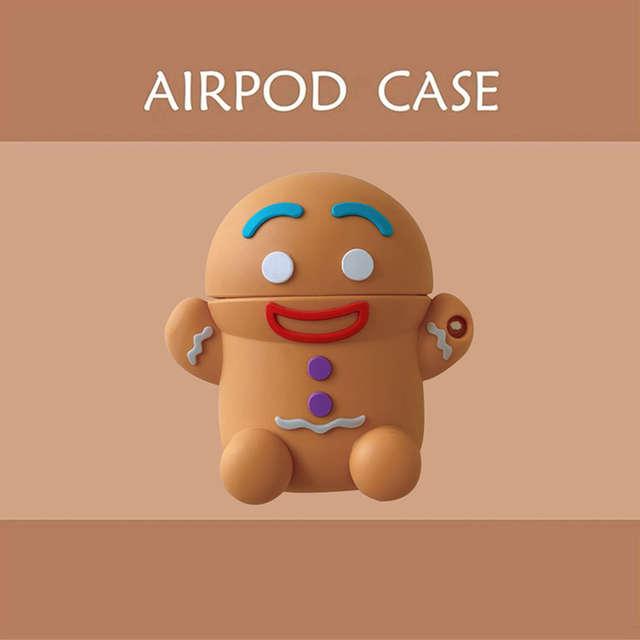 Charmander Silicone Airpods Case