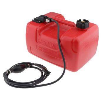 3m Outboard Boat Fuel Line Assembly 1/4 inch 6mm Gas Hose Connector Primer Bulb for Yamaha Outboard Motor Desiel Line Hose Pipe