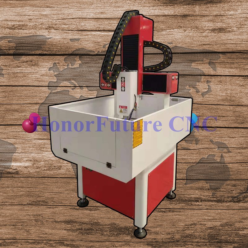 Honorfuture Cnc Router Small Shoe Mold Cnc Machine, Aluminum Mold Cnc Router
