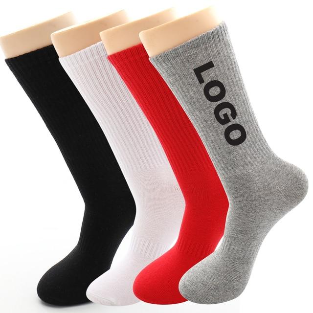 2020 oem new Sports socks Running Men Athletic Trainer white Socks Basketball Socks