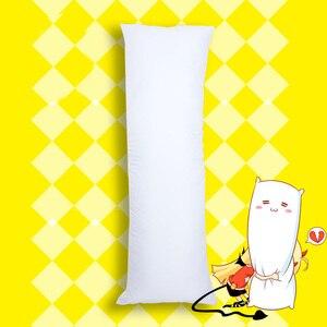 Image 1 - 150 X 50cm Dakimakura Hugging Body Pillow Inner Insert Anime Body Pillow Core Men Women Pillow Interior Home Use Cushion Filling
