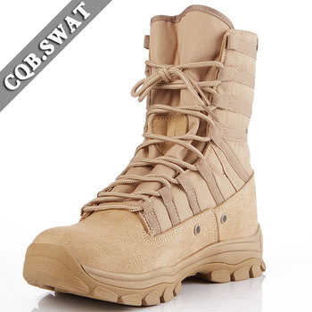 2018 spring men military boots genuine cow leather waterproof tactical desert combat ankle boot men s army work shoes Men Military Tactical Boots Winter Leather Special Force Desert Ankle Combat Boots Men Leather Army Footwear Big Size