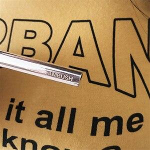 Image 5 - Ins emboscada jovem tabaco tubo colar pingente hip hop 925 prata jóias nicho selvagem camisola corrente masculino feminino para casais presentes