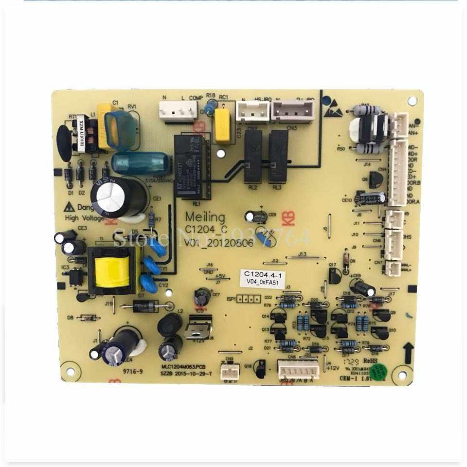 Для холодильника, компьютерной платы, Φ 1150900060 B0901, Φ MLK0903 V1.1HL C1204 C1204 _ c Φ MLK1012