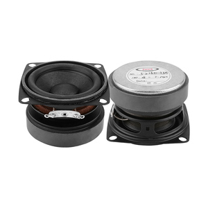 Image 3 - AIYIMA 2 adet taşınabilir hoparlör 4Ohm 15W tam aralık ses sütun hoparlörleri DIY Bluetooth WIFI hoparlör için ev ses tiyatro