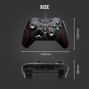 Image 5 - Fantech GP11 Gamepad LED Colorful lights Ergonomic design and vibration function For PS3 XIAOMIBOX PC Gamer