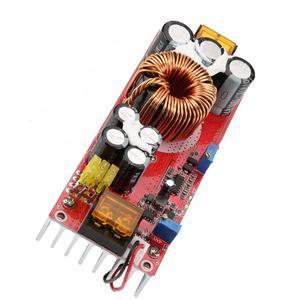 Image 4 - Преобразователь напряжения 10 60 в 12 97 в 1500 Вт 30 А, повышающий преобразователь напряжения, модуль питания CC CV